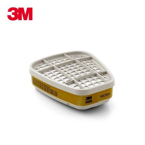 3M 방독 정화통 6006K (복합가스용)